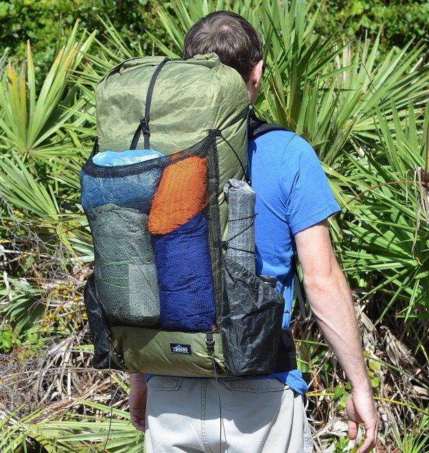 Ultralight Backpack Gear List