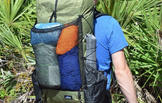 Go Lite. Freeze at Night – Ultralight Backpack Gear List