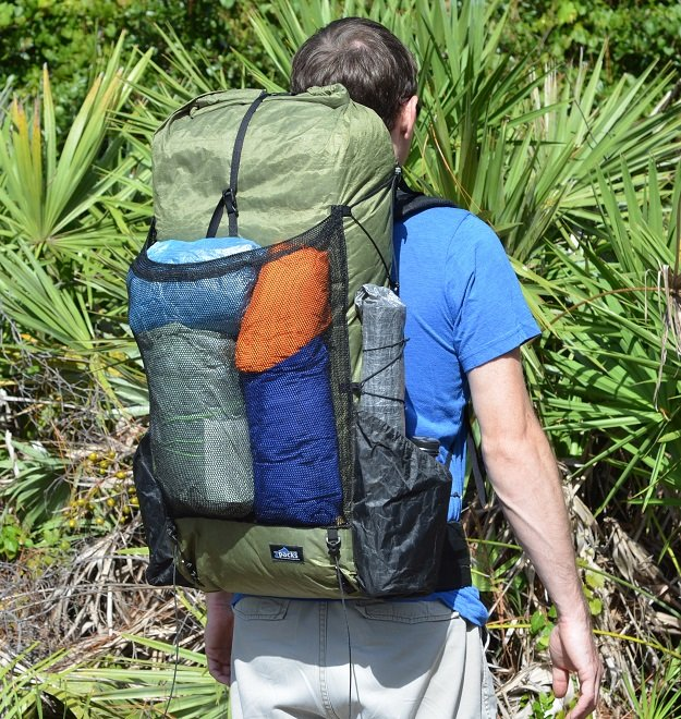 Ultralight Backpacking Clothing List