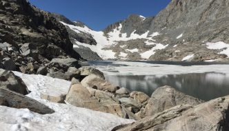 Wind River High Route - Alpine Lakes