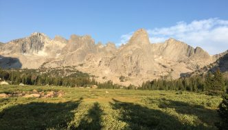 Cirque of the Towers, Wind River Range, Wyoming