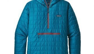 Patagonia Men's Nano Puff Bivy Pullover Review