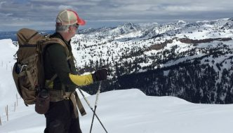 Grand Targhee Spring Skiing
